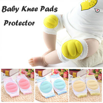 Kids Safety Crawling Elbow Cushion Infants Toddler Baby Knee Pads Leg Protector