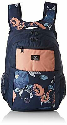 Roxy Here You Are Fitness Backpack, Mujer, Dress Blues Full Flowers fit, 1SZ