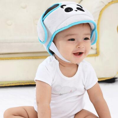 Baby Toddler Safety Head Protection Helmet Cap Headguard For Walking Crawling