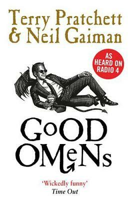 Good Omens by Pratchett, Terry, Gaiman, Neil, NEW Book, FREE & Fast Delivery, (P