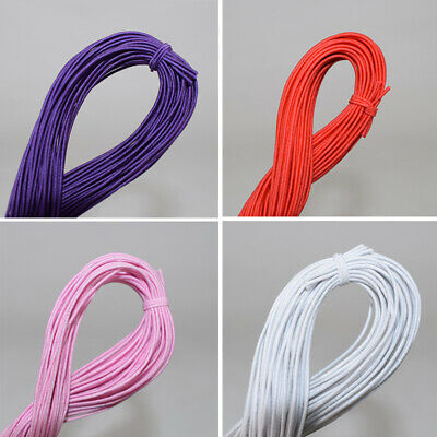 1xElastic Strong Stretchy Beading Thread Cord Bracelet String DIY Jewelry Making