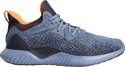 adidas AlphaBounce Beyond Mens Running Shoes Blue Run Stylish Cushioned Trainers