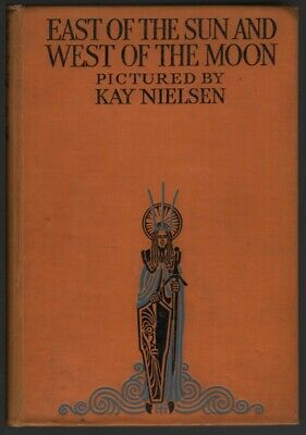 East of the Sun and West of the Moon. Circa 1924. Illustrated by Kay Nielsen.