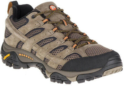 Merrell Moab 2 Ventilator Mens Walking Shoes Brown Outdoor Hiking Boots
