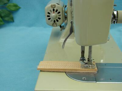 """Heavy Duty Industrial Strength Sewing Machine Sews 1/4"""" Leather And Upholstery"""