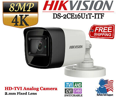 8MP 4K ULTRAHD Hikvision 36X Outdoor IR Smart Auto Tracking IP Speed