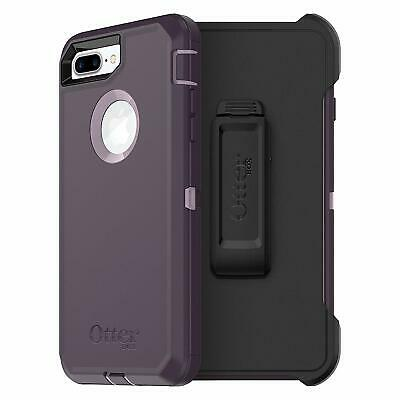 OtterBox DEFENDER SERIES Case & Holster iPhone 7 / 8 Plus (ONLY) - Purple Nebula