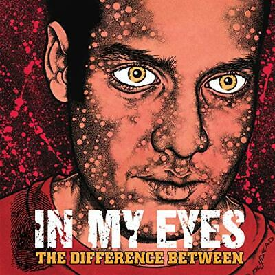 In My Eyes - Difference Between - CD - New