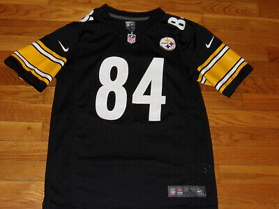 first rate 10b14 6863a PITTSBURGH STEELERS ANTONIO Brown Vapor Untouchable Color ...