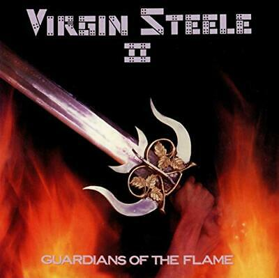 Virgin Steele - Guardians of the Flame - CD - New