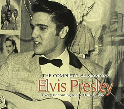 Elvis Presley - Complete '56 Sessions - Double CD - New