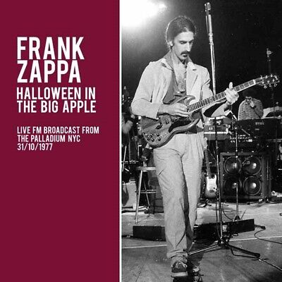 Frank Zappa - Halloween In the Big Apple - CD - New