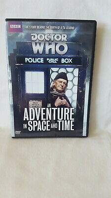 DOCTOR WHO: AN ADVENTURE IN SPACE AND TIME DVD BBC Region 1