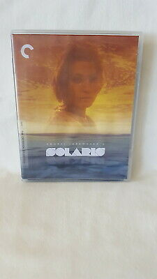 Solaris (Criterion Collection) Blu-ray ~ Black & White, Subtitled, Widescreen