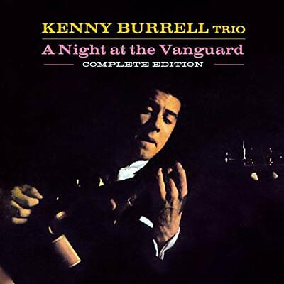 Kenny Burrell - A Night At the Vanguard - CD - New