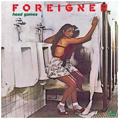 Foreigner - Head Games (Expanded & Remastered) - CD - New