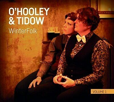 O'hooley and Tidow - Winterfolk Volume 1 - CD - New