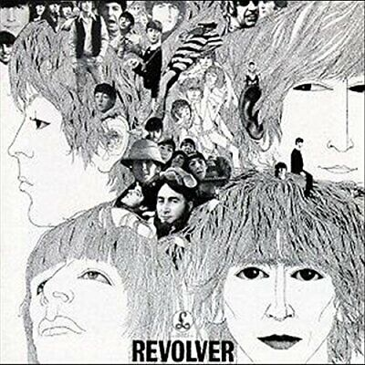 Beatles - Revolver - CD - New