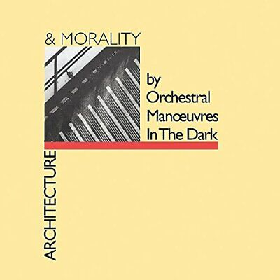 Orchestral Manoeuvres In the Dark - Architecture and Morality - CD - New
