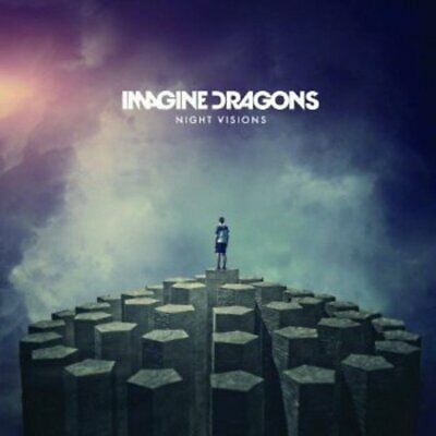Imagine Dragons - Night Visions - CD - New