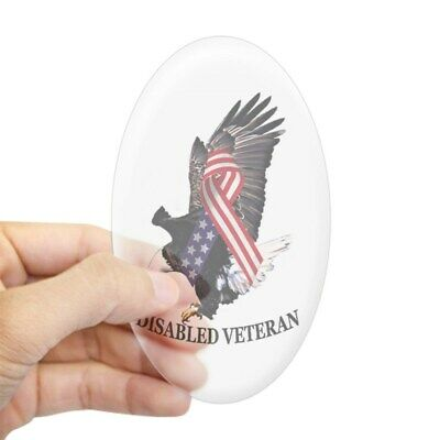 665803761 CafePress VIETNAM VETERAN 68 Sticker Oval