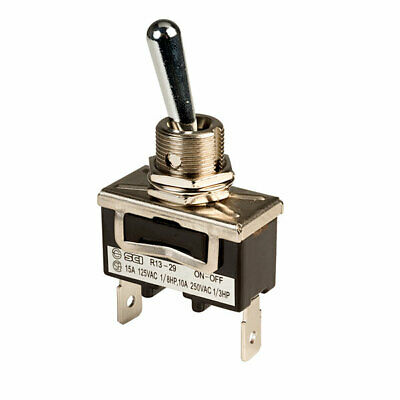 SCI R13-29A High Current SPST Toggle Switch