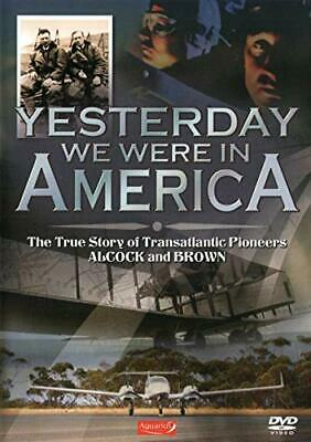 Yesterday We Were In America - Various Artists - DVD - New