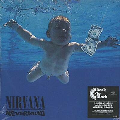 Nirvana - Nevermind - LP - New