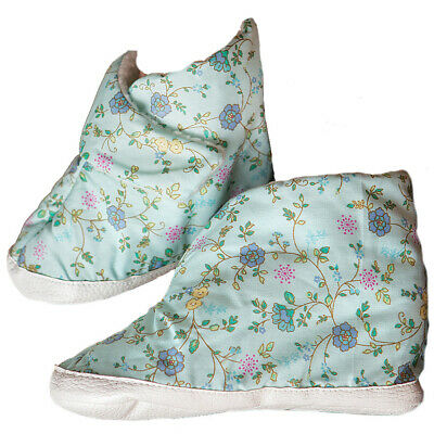 NEW Edema Boots - Soft Roomy Slippers for Swollen Feet & Sensitive Skin