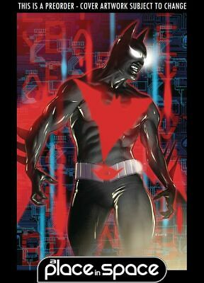 (Wk30) Batman Beyond, Vol. 6 #34B - Variant - Preorder 24Th Jul
