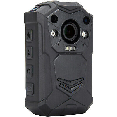 BRIFIELD® BR1 Body Camera-High End Body Cam-Security Body Worn Camera For Guards