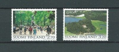 EUROPA CEPT - FINLAND - 1999 YT 1440 à 1441 - TIMBRES NEUFS** MNH LUXE