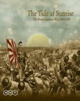 Multiman International  Tide at Sunrise, The - The Russo-Japanese War, 1 Box SW