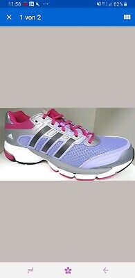 ADIDAS WOMEN'S LIGHTSTER Cushion Laufschuhe Running Damen Gr