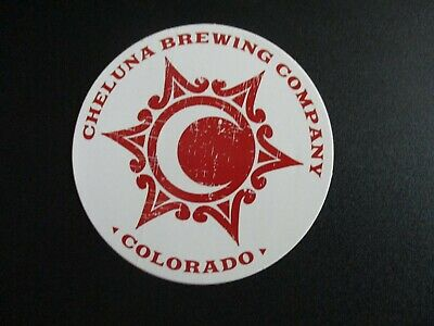THE POST BREWING CO Lafayette Colorado Townie STICKER decal craft beer brewery Overig Reclamevoorwerpen