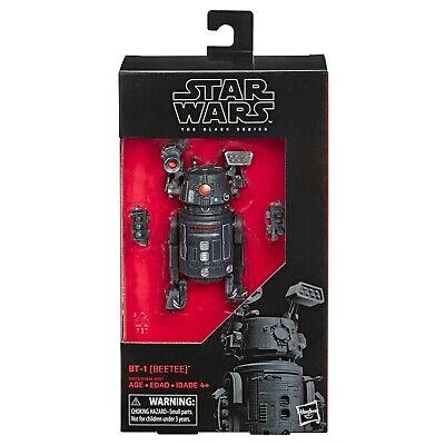 "Star Wars Black Series 6"": Bt-1 (Beetee)  #88"