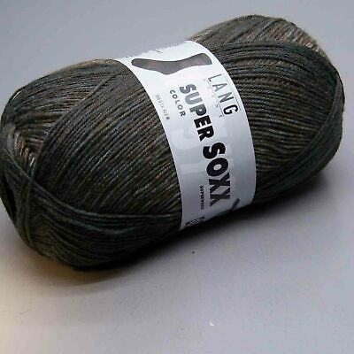 Lang Yarns Super Soxx Color 4Ply 151 Nadelstärke 2,5-3,5 LL 420m 100g