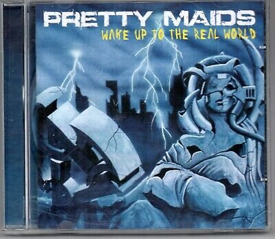 Pretty Maids - Wake up to the Real World, CD Italy 2006