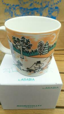 Moomin Valley Park Arabian Mug Cup Limited Item Rare Arabia 2019 Collector Item