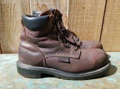 b52c1696500 RED WING SAFETY Toe Work Boots 2406 - $51.00 | PicClick