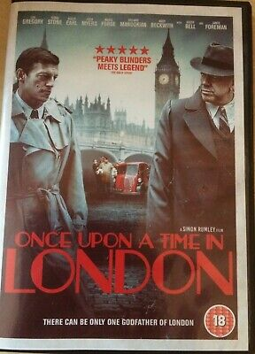 Once Upon a Time in London (DVD 2019) 1950's London gangsters fight for power.