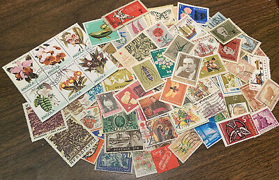 [Lot 510] 150 Different Worldwide Stamp Collection - Starts at $1.49!