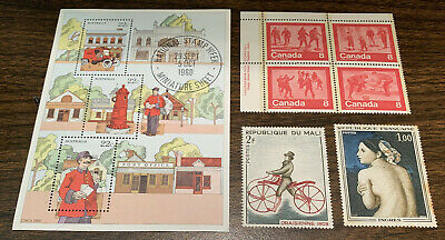 [Lot 509] All Different Mint/MH/MNH/MNG Worldwide Stamp Collection