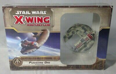 Star Wars X-Wing Miniatures Punishing One Brand New **Clearance**