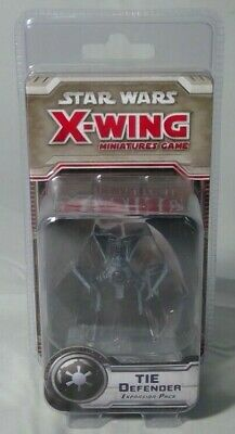 Star Wars X-Wing Miniatures Tie Defender Brand New **Clearance**
