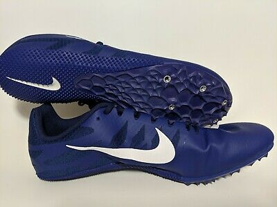 Nike Zoom Rival S 9 Track Spikes Sprint Shoes Black Men/'s Size 12.5 907564-001