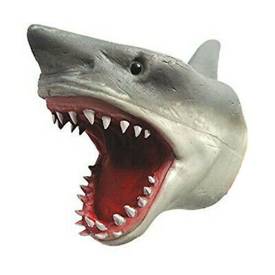 SHARK Schylling Adorably Cute Designed Super Stretchy High Quality Hand Puppets