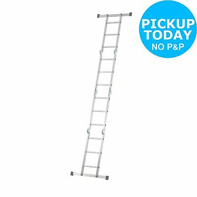 Abru Multi-Purpose Ladder 10 In 1 4.03M Max. *SWH