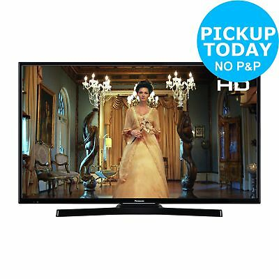 Panasonic TX-43E302 43 Inch Full HD 1080p Freeview HD LED TV - Black