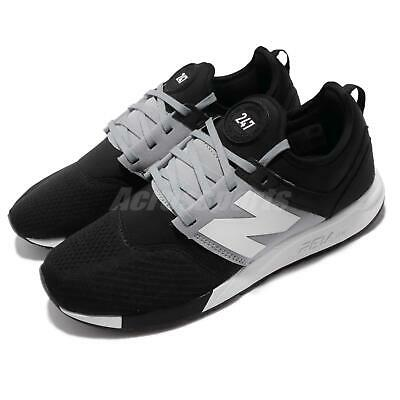 NEW BALANCE MRL247TD D Black Grey White Men Running Shoes Sneakers MRL247TDD